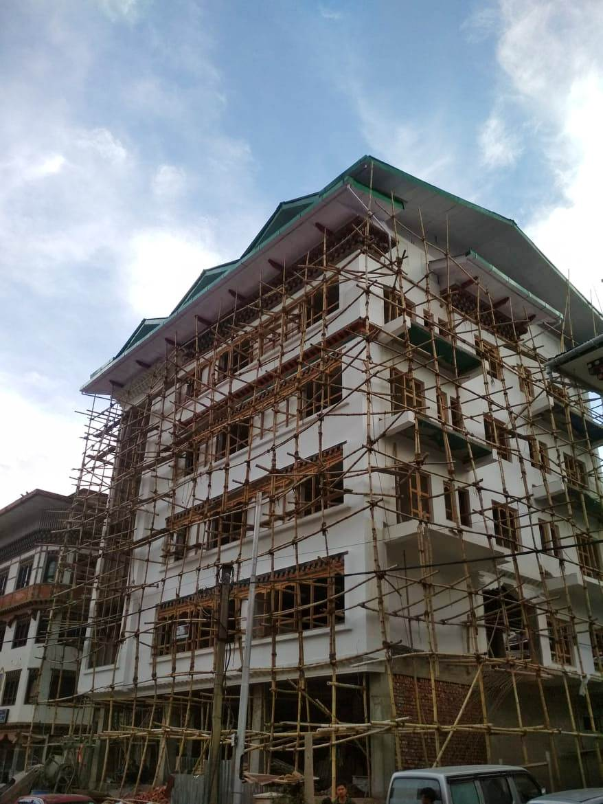 Design of 3-Star Hotel at Changzamtok, Thimphu