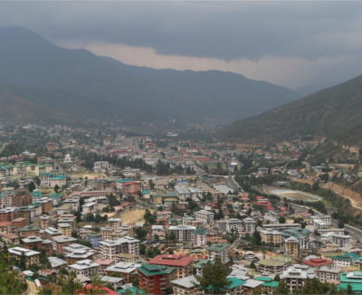 Thimphu city vulnerable to urban heat island effect